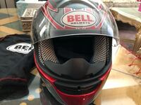 New lady size sm to med. motorcycle lelmet