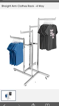 Clothes Racks/Retail Clothes Racks