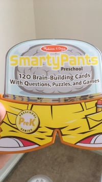 Smarty pants cards Alexandria, 22310