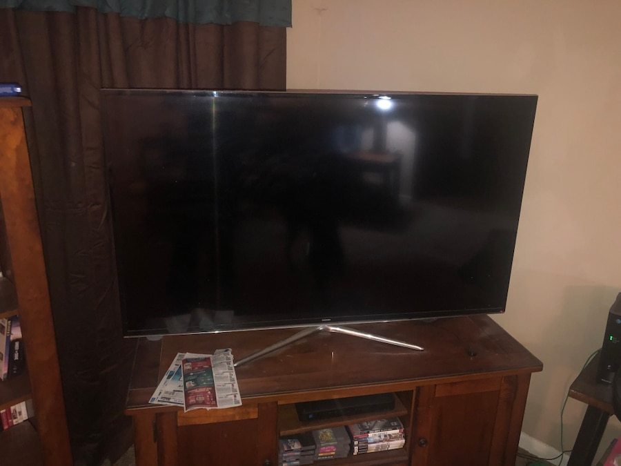 Photo 60 inch samsung smart tv