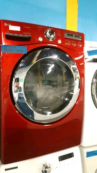 LG STEAM ELECTRIC DRYER WORKING PERFECTLY