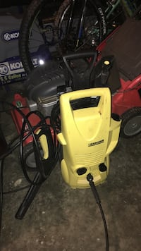 yellow and black pressure washer Forest Hill, 21050
