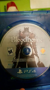 Bloodborne for PS4 Palm Bay, 32907