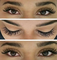 Eyelash extensions Châteauguay