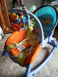 vibrating infant chair  Perth-Andover, E7H