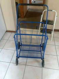 blue and gray rollator walker Staten Island, 10305