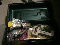 Tackle box and gear  Fort Myers, 33913