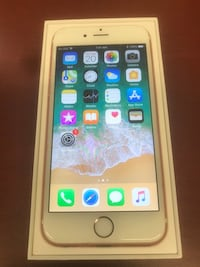 iPhone 6S 128G ROSE GOLD and UNLOCKED  Toronto, M9W 5C4