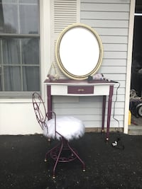 Upcycled Vanity Set Toms River