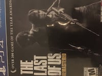 The last of us remastered  Conyers, 30013