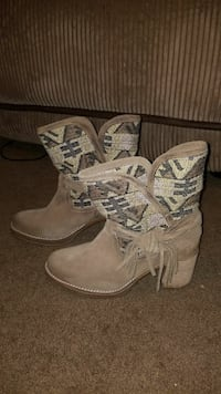 Brand new boots