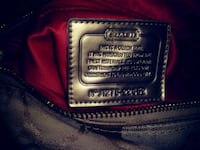 black and red leather bag El Centro, 92243