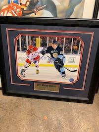 Washington Capitals - framed picture Winter Classic  Baltimore, 21230