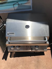 Custom Inset Stainless Steel Grill Odessa, 79765