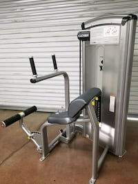 cybex abdominal exercise machine new  Pasadena, 91107