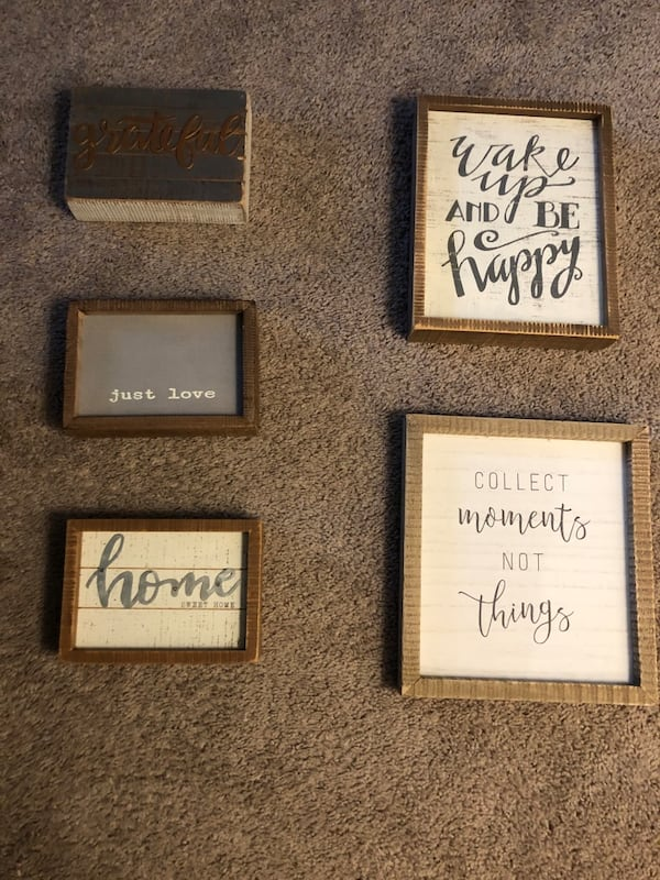 5 Beautifel wall art from kohl's  0