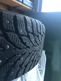 Winter tires and rims!! Chestermere, T1X 1N5