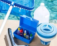 Swimming pool cleaning Mississauga