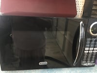 black and gray microwave oven Fullerton, 92833