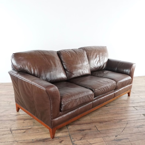 Stickley Contemporary Craftsman Leather