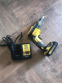 two DeWalt cordless power tools Federal Heights, 80260