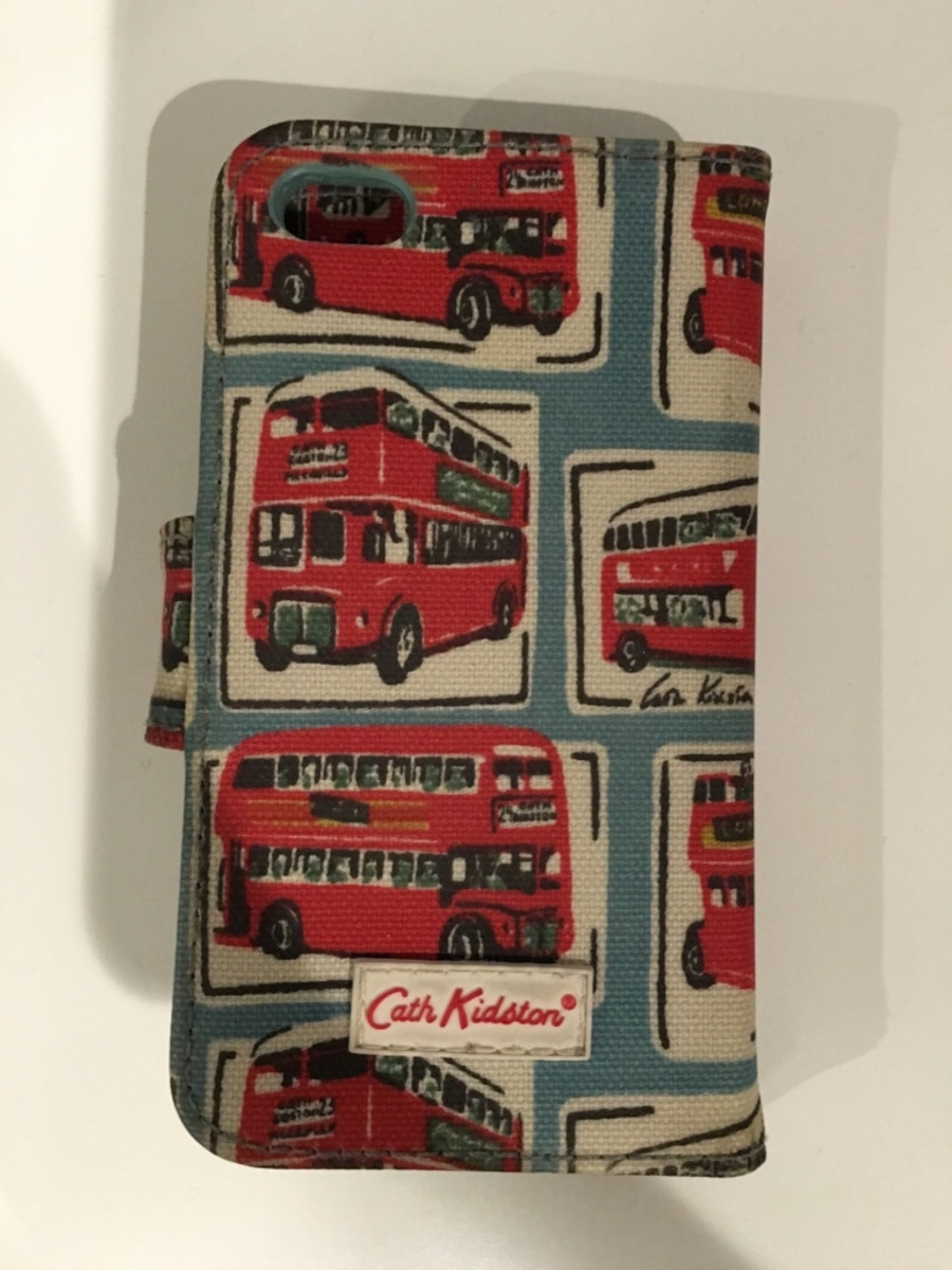 ... New York Brooklyn Electronics Cath Kidson Iphone 5/5S/5Se Wallet Case