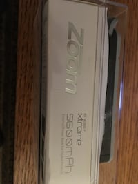 Battery Cell phone Charger - Zoom. New in Box San Mateo, 94402
