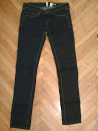 New jeans.  Budapest, 1085