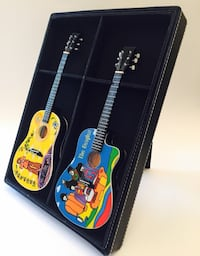 Beatles yellow submarine mini guitar replica Gaithersburg, 20878