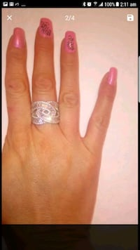Ring size 8 and 7