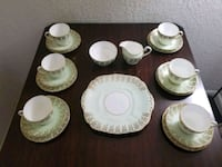 21 piece Adderley tea set Silver Spring, 20903