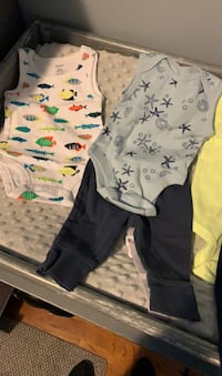 Boy clothes 3m