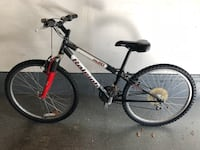 Raleigh M20 mountain bike Chantilly, 20152