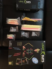 Light X suits with box Mississauga
