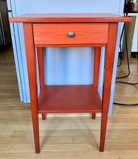 IKEA HEMNES Night Stand / Bed Side Table