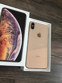 iPhone xs max- warranty October 2019 Mississauga, L5B