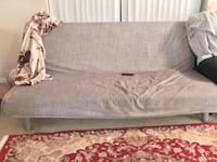 Ikea sofa bed with slipcover. Very good condition Falls Church, 22044