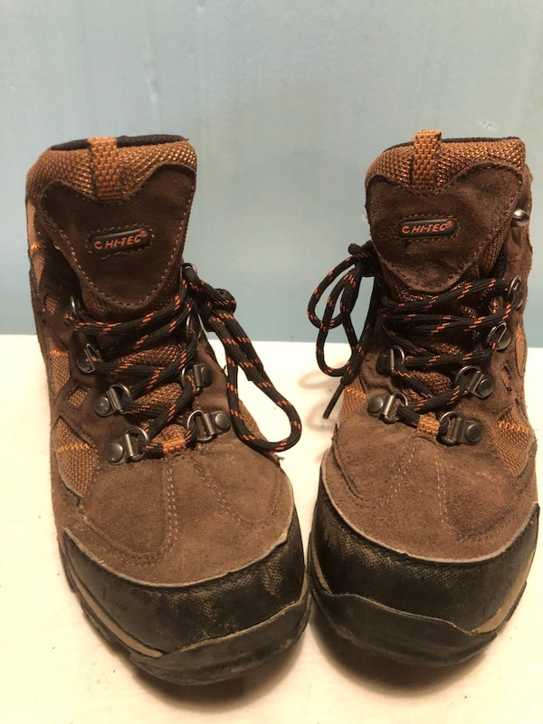 202191f78069 Used Boy s Hitec hiking boots for sale in Waterford - letgo