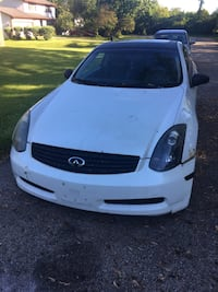 2003 Infiniti G35 Sport Coupe Leather