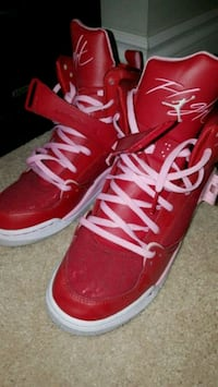 Girls size 7 Youth Air Jordan's Hamilton