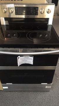 black and gray induction range oven Kettering, 45409