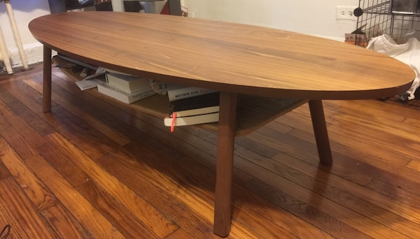 Ikea Stockholm Coffee Table Walnut Veneer