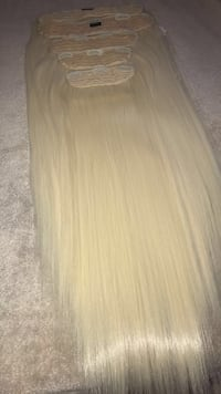 560 Grams HUMAN HAIR - CAN Deliver Burnaby, V5C 2T7