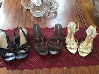 Shoes  size 7 1/2 all for $15.00 Harahan, 70123