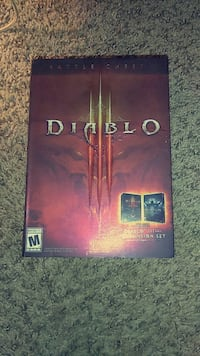Diablo 3 game case