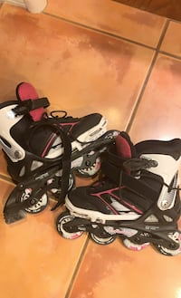 Rollerblades. Girls Adjustable Sizes 2-5
