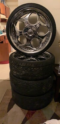 Tires and rims 22's Richmond, 23220