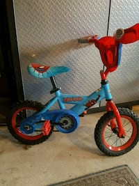 12 inch Spiderman bike Milton, L9T 0R9