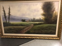 Oil painting Washington, 20011