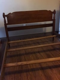 Full Size Bed Frame Knoxville, 37915